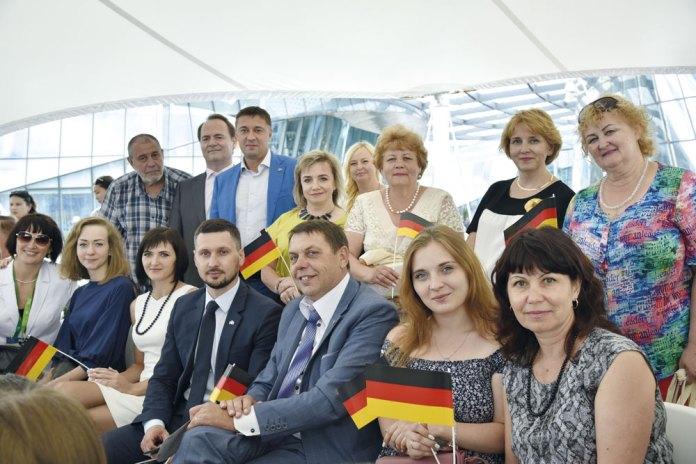 Надёжный партнёр, представляющий интересы немецкого этноса Казахстана