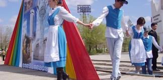 Немцы обрели вторую родину в Жезказгане.