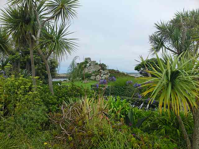 Gardens at Island Hotel, Tresco