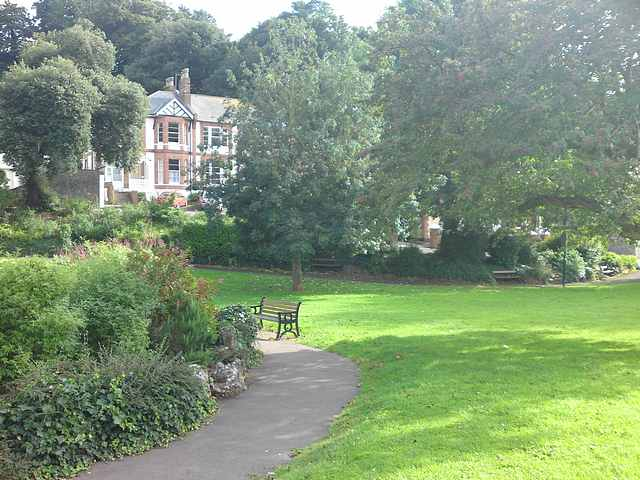 Ground floor flat I owned in Torquay.