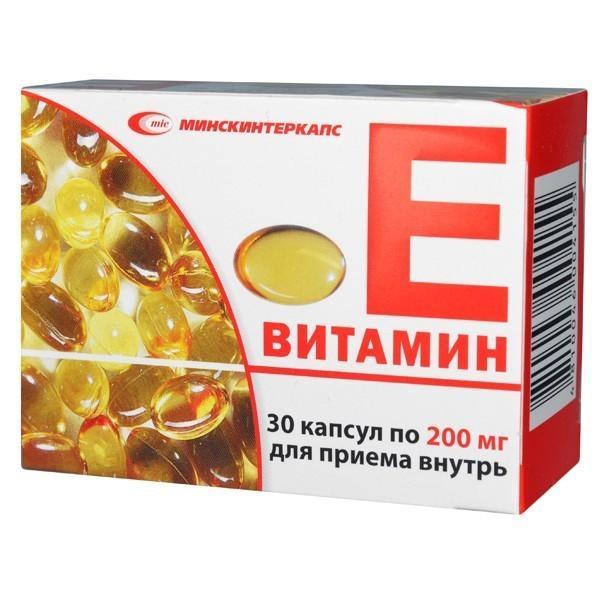 Доза витамина е при простатите мирамистин при лечении простатита и уретрита