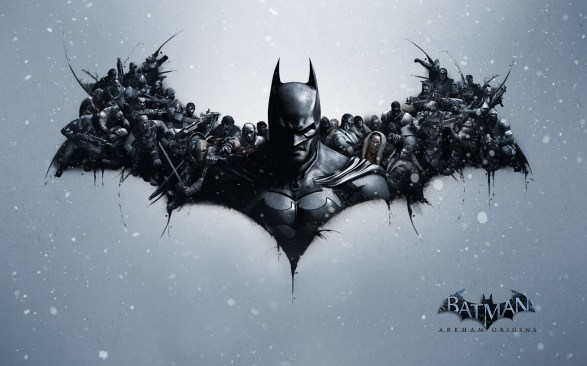Artwork from Batman: Arkham Origins