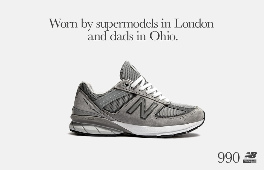 New Balance's new campaign pays homage to its OG dad shoe | Dazed
