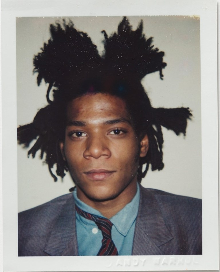 Andy Warhol, Polaroid Pictures, Bastian Gallery