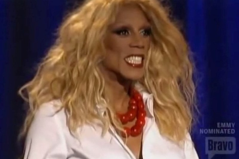 Remember That Time Rupaul Was Busted Af