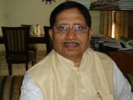 Rajya Sabha MP Shantaram Naik