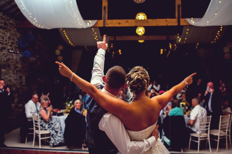 New House Farm Wedding // Lake District Wedding Photographer