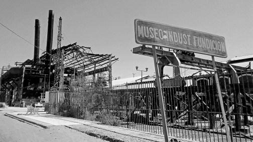 Santa Rosalia Copper Mine Museum