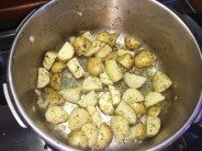 Collage Taters Cooking