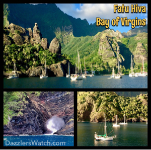 Fatu Hiva ... Bay Of Virgins