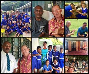 The wonderful children of Kia Island