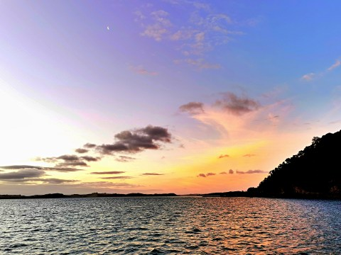 Sunset BOI