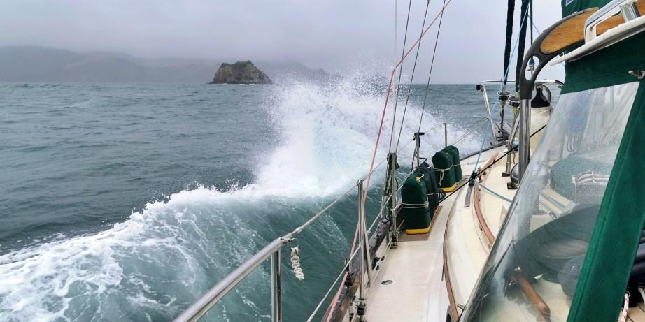 North Island New Zealand Circumnaviation