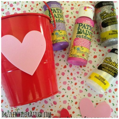 DIY Valentine's Day Gift Teachers | DazzleWhileFrazzled.com
