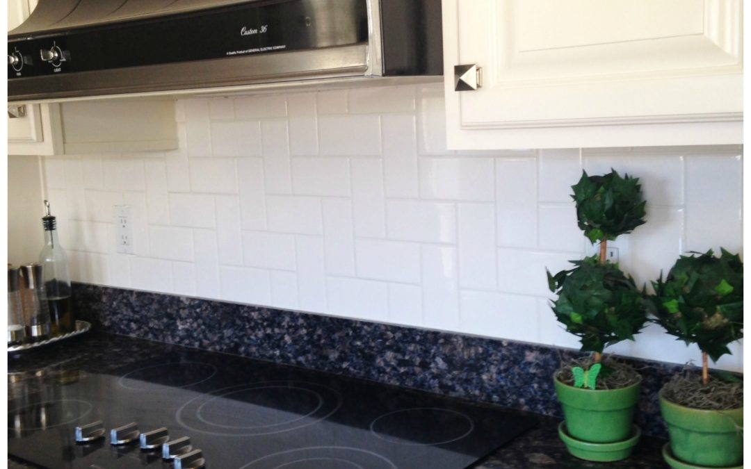how to install easy 60 subway tile