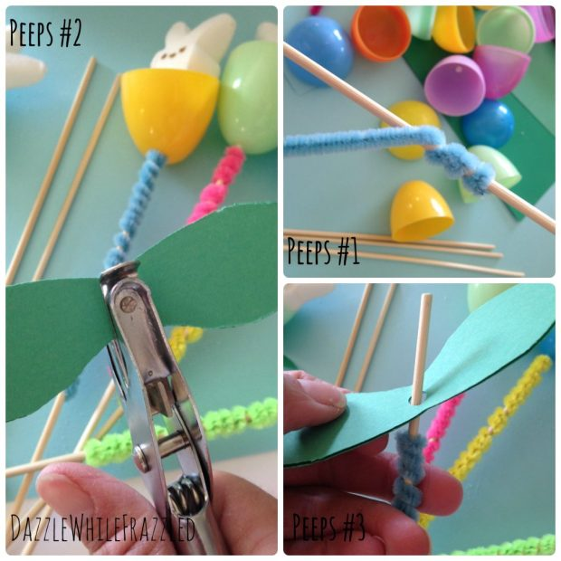 How to make a 10 minute Peeps centerpiece