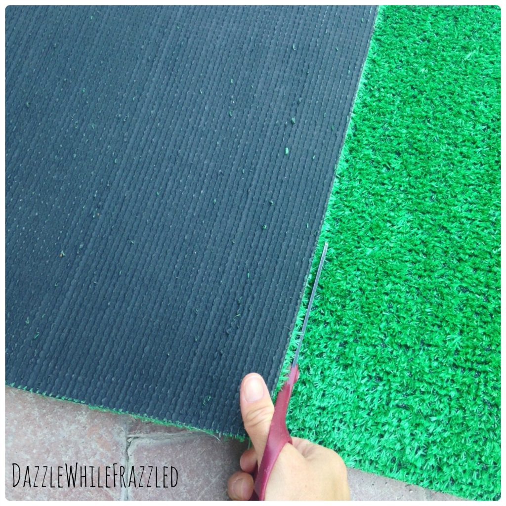 Beautiful How To Make An Astro Turf Outdoor Pillow Images