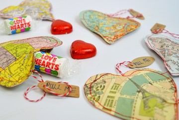10 cute and lovely DIY Valentine's Day crafts and ideas