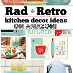 Easy Ways to Create a Rad and Retro Kitchen Ideas