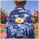 DIY 5 Minute Custom School Backpack Tag
