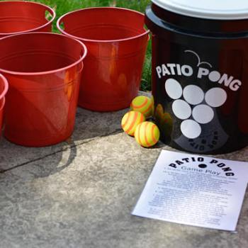 10 insanely fun games for family Patio Pong Lawn Game
