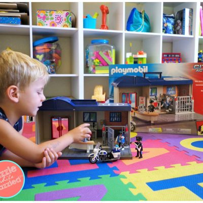 How to set up a childrens play room toy zone in your home regardless of space.