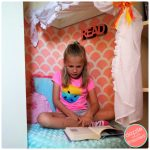 How to Make a Kids Closet Reading Nook