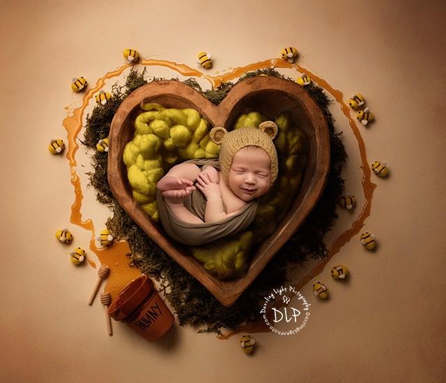 Newborn Photography | Hello Baby Benjamin | Dazzling Light Photography