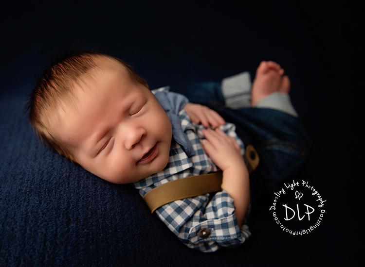 Baby Cake Smash Milestone Dazzling Light Photography
