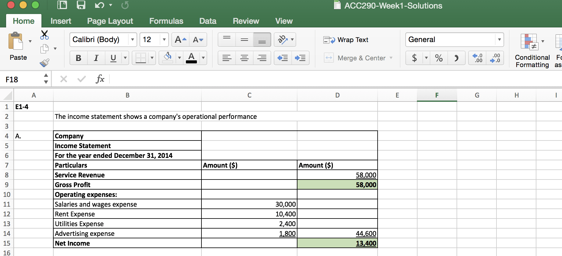 Sample Spreadsheet For Tracking Expenses Accounting
