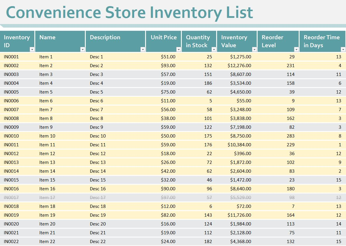 Spreadsheet Templates For Business Page 65 Income