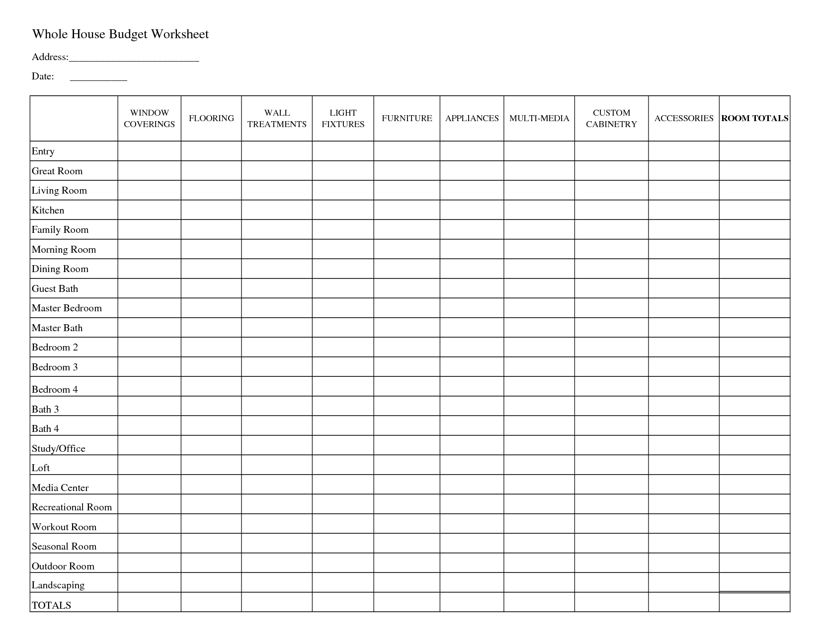 Template Budget Spreadsheet Budget Spreadsheet Spreadsheet