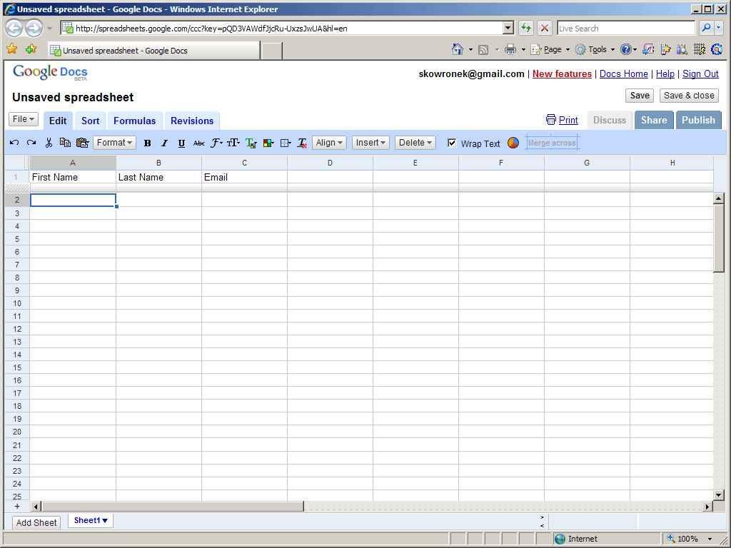 Download Example Of A Gantt Chart Template