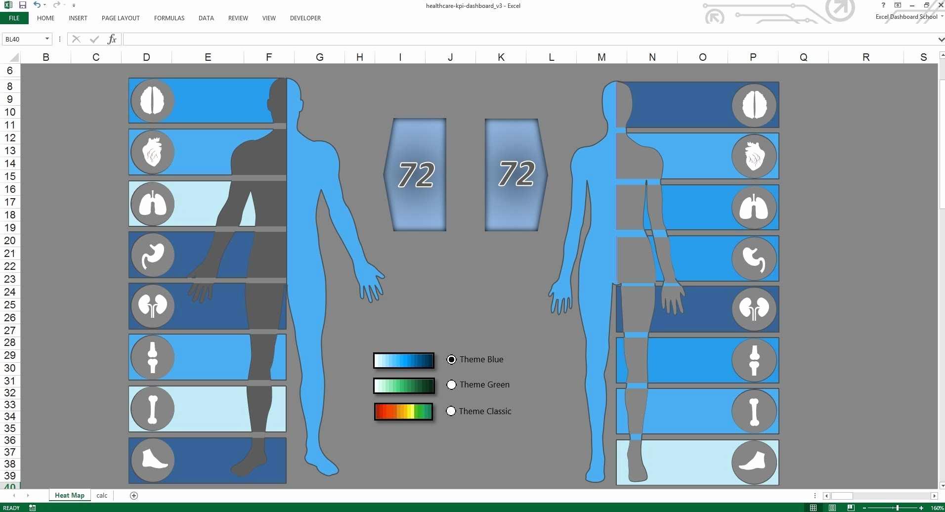 21 Inspirational Photograph Of Kpi Dashboard Excel