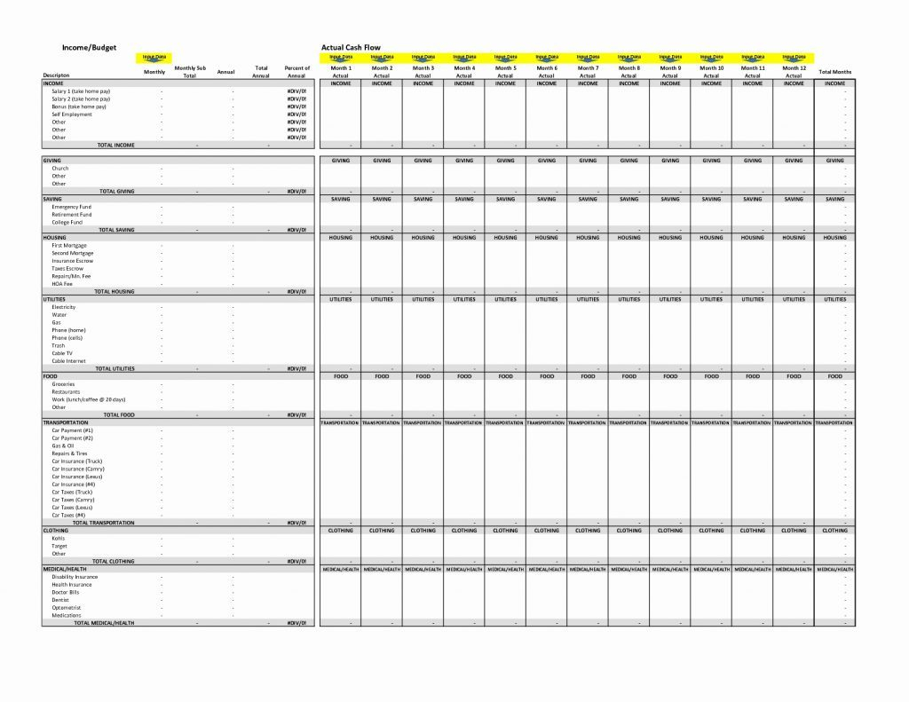 Free Church Accounting Excel Spreadsheet Elegant Awesome