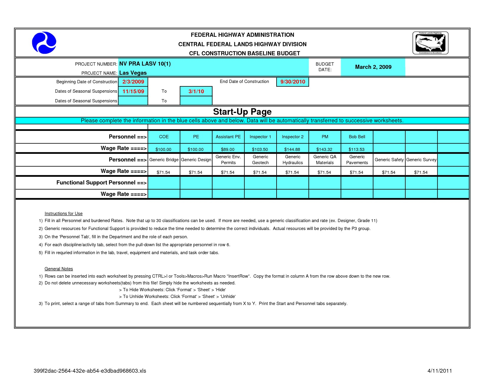 Home Construction Budget Worksheet Template New