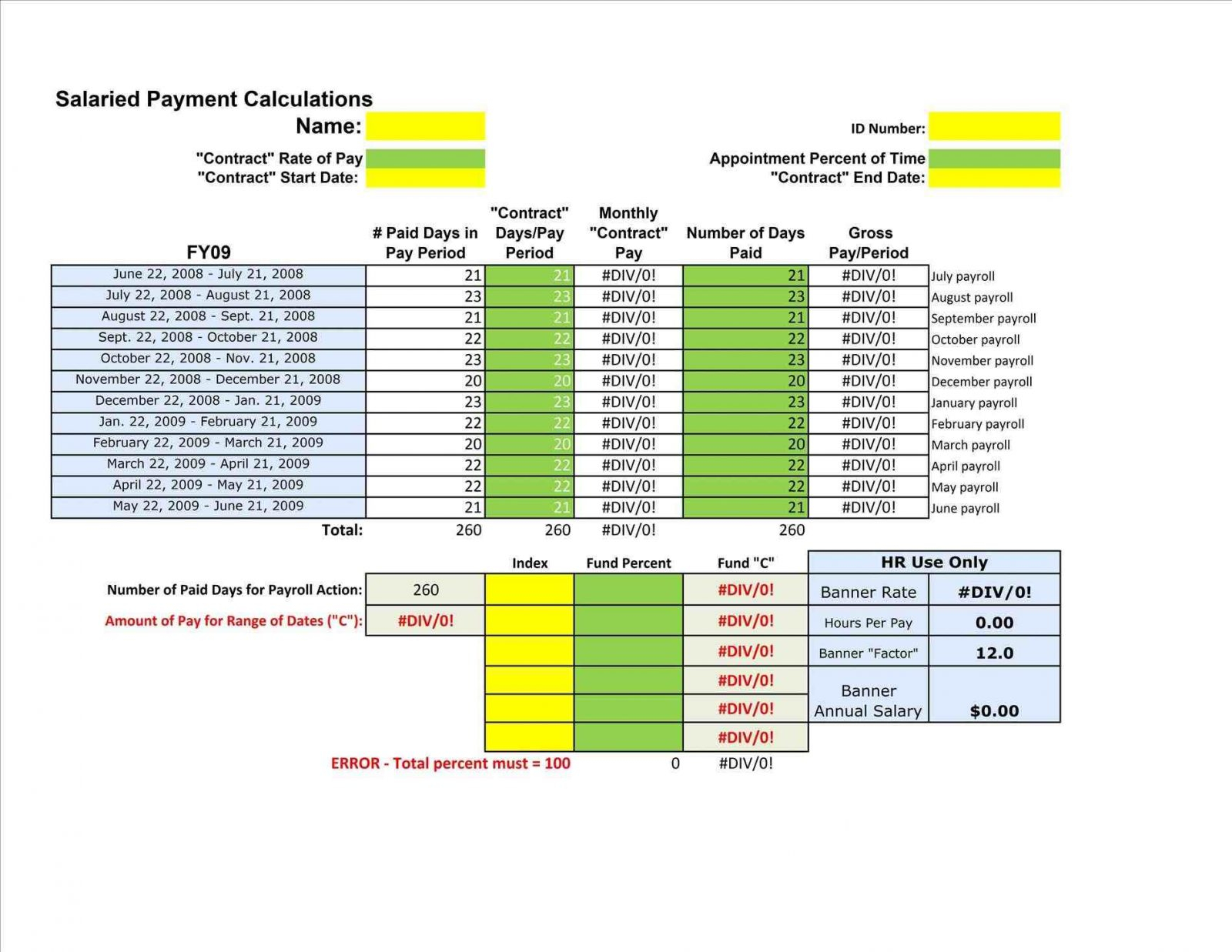 Spreadsheet Example Of Payroll Template Excel Microsoft