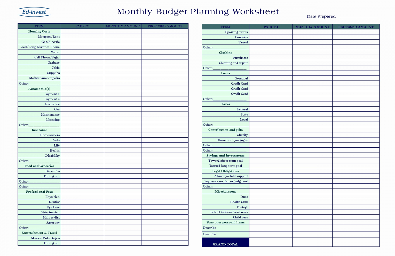 15 New Free Excel Spreadsheet Templates For Small
