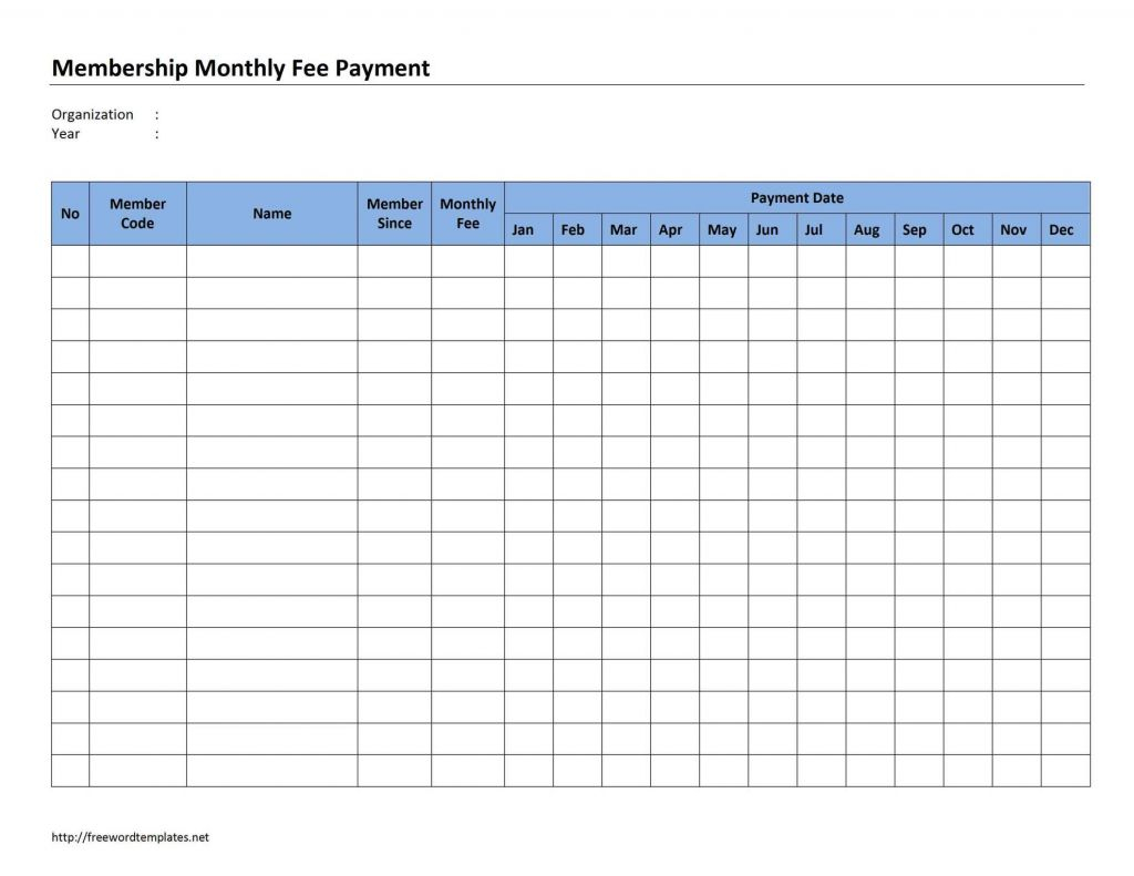 Food Inventory Spreadsheet Or Monthly Bills Excel Template