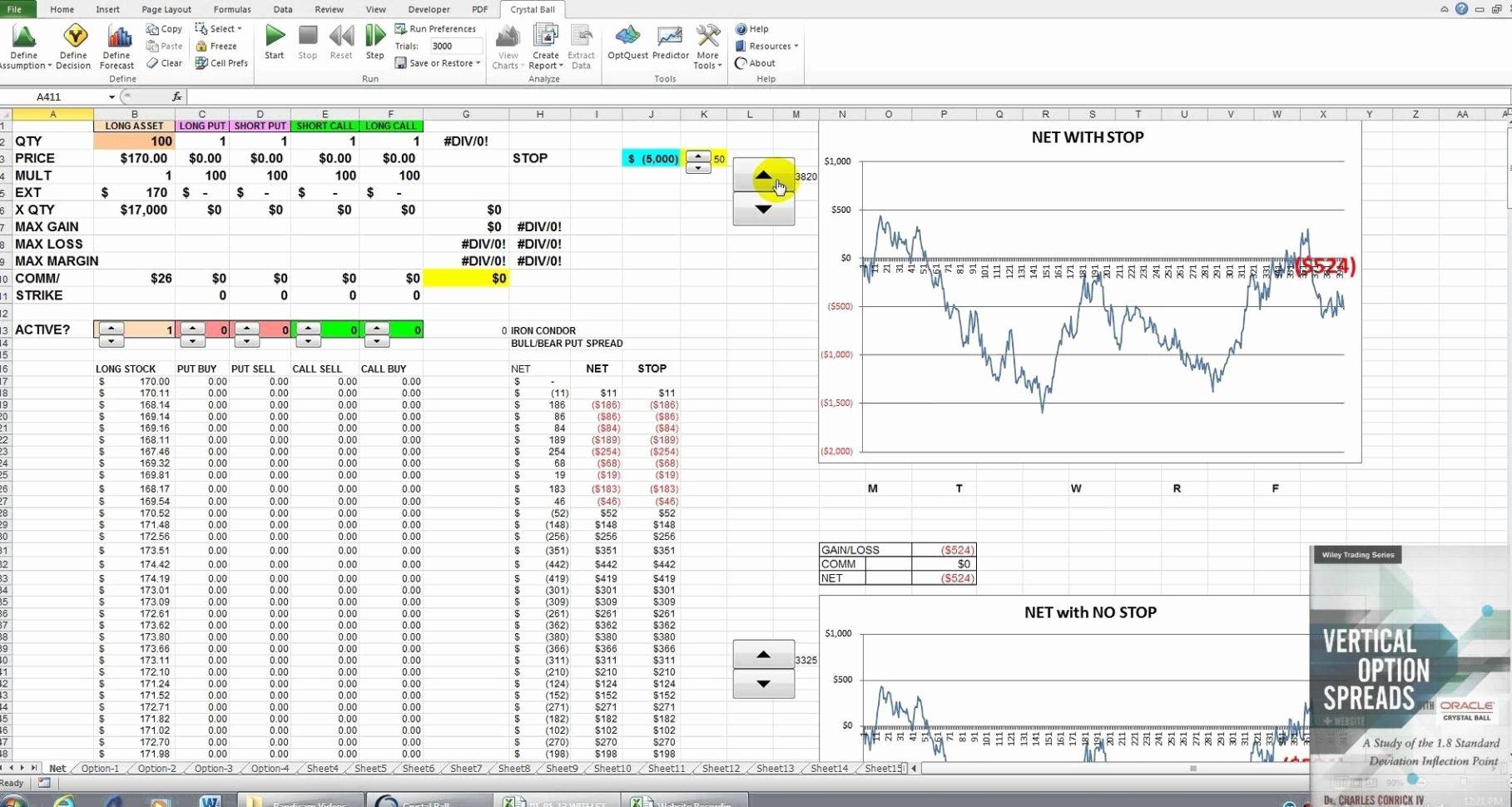 Microsoft Excel Binary Worksheet