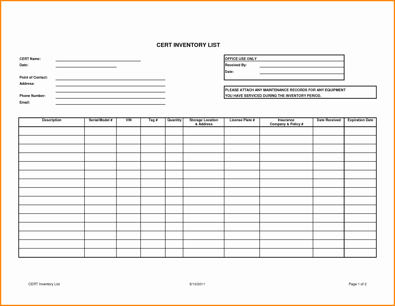 Liquor Inventory Control Spreadsheet Beautiful Inventory