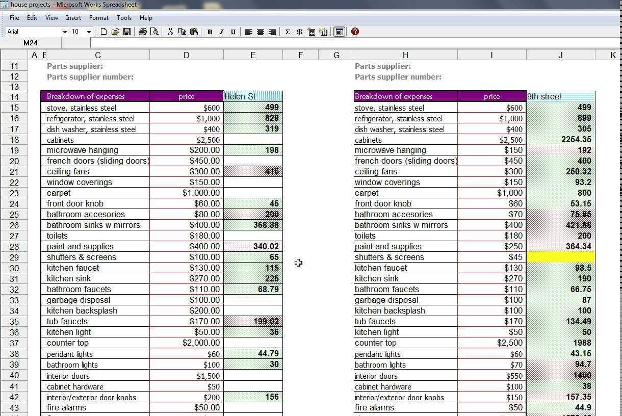 Property Flipping Spreadsheet Spreadsheet Softwar Property Flipping Spreadsheet Free Property