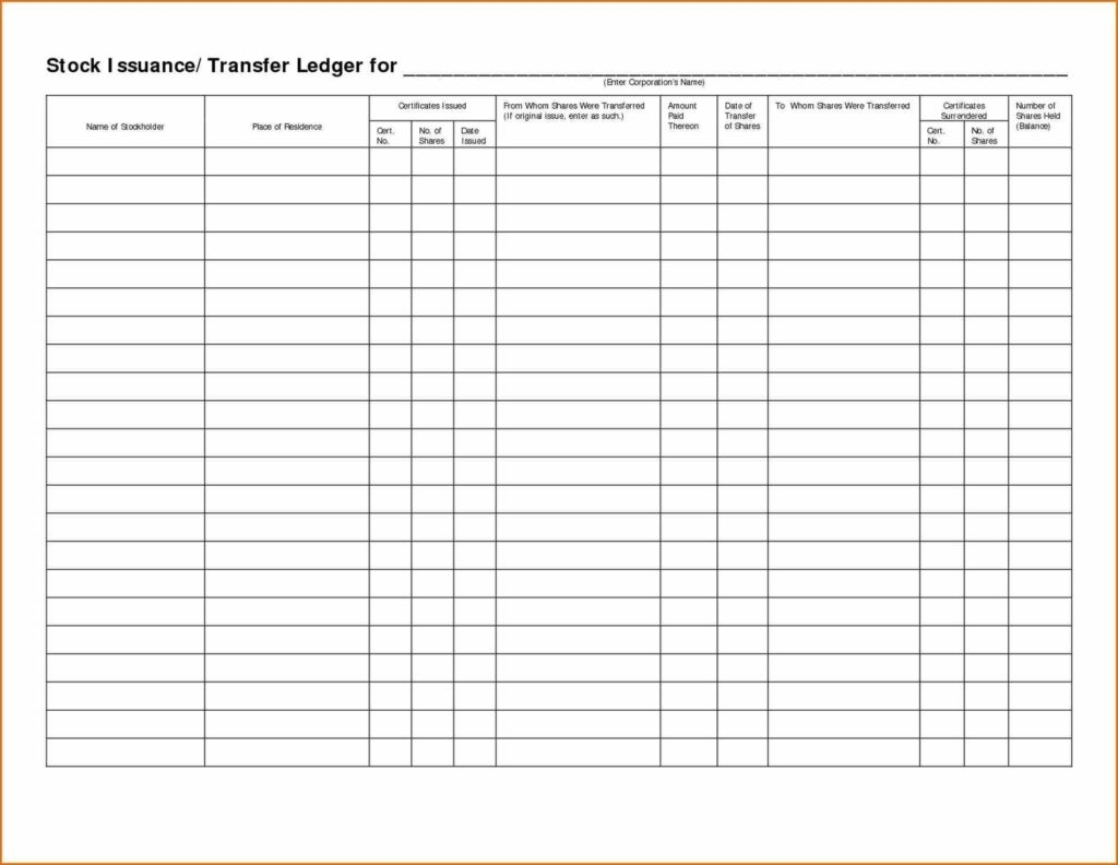 Basic Inventory Sheet Template Inventory Spreadshee Simple