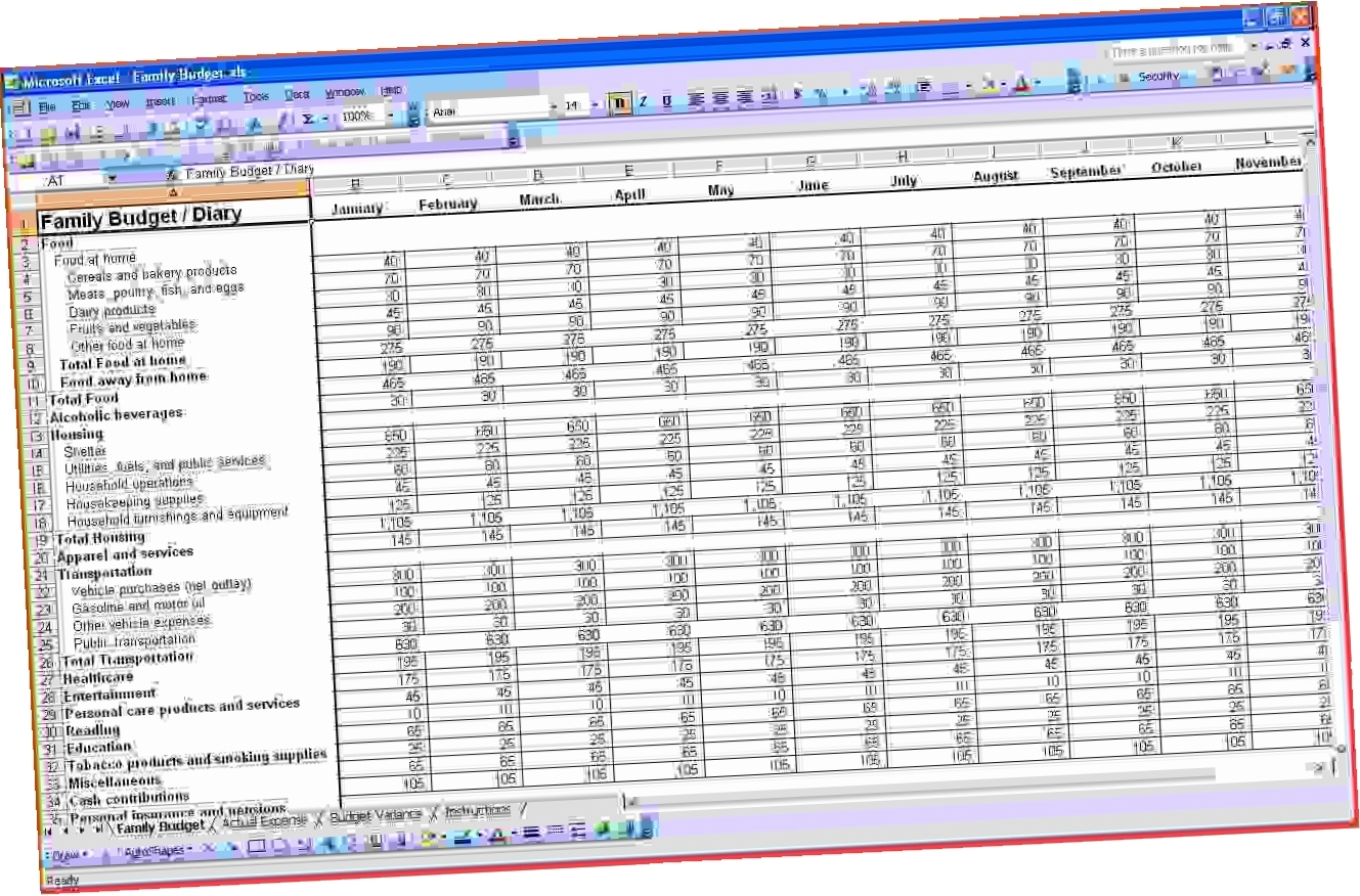 Small Business Bookkeeping Template W657 Spreadsheet