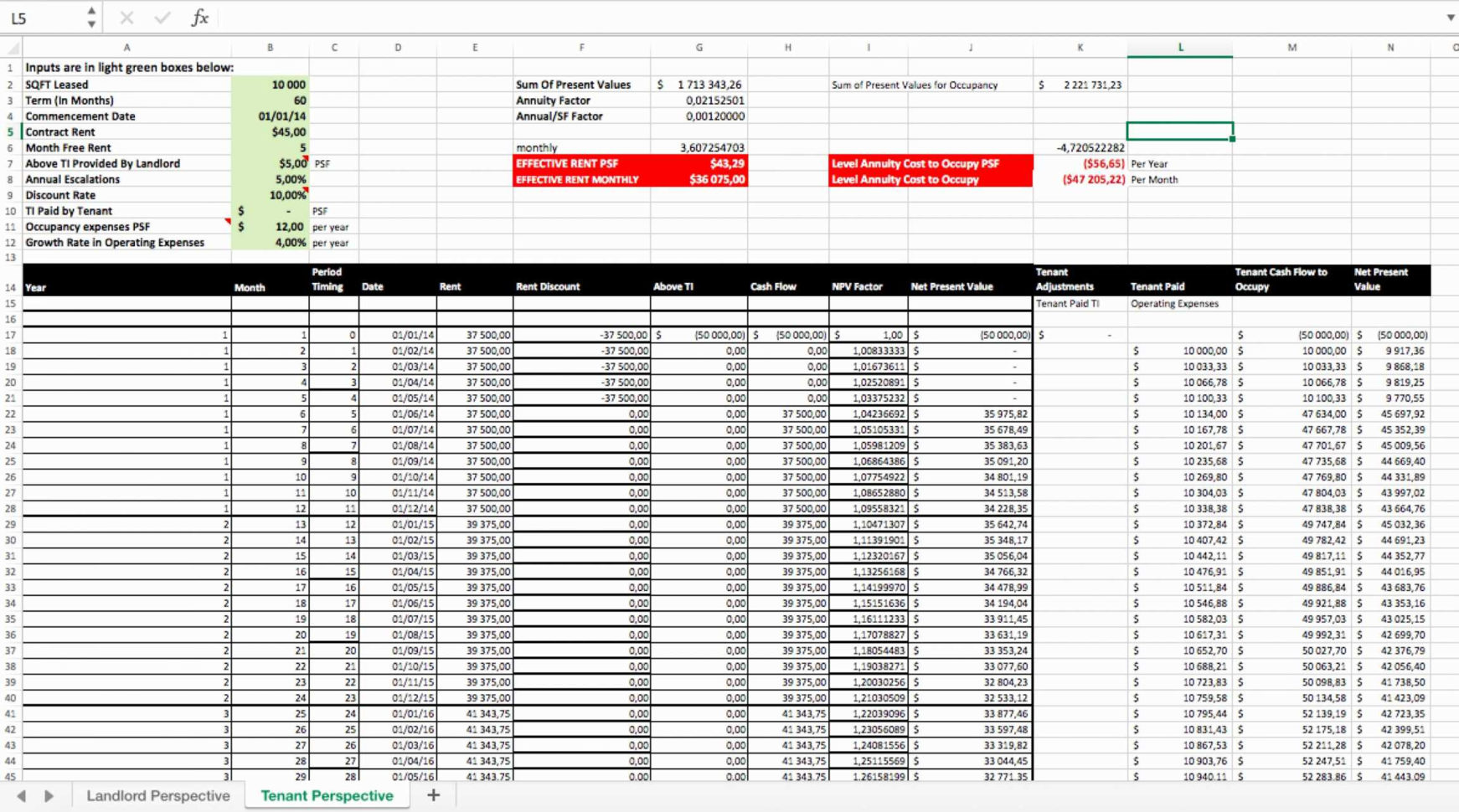 Training Tracker Excel Template