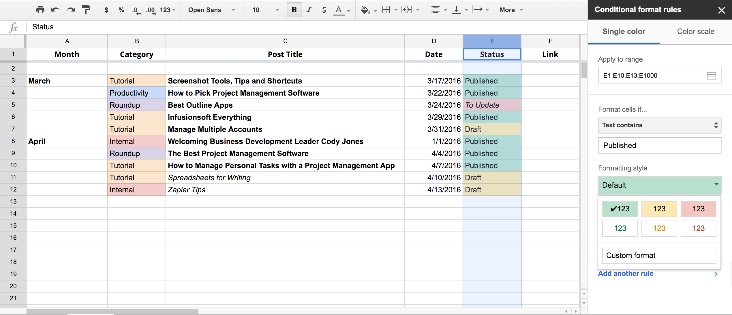 13 Column Spreadsheet Pertaining To Write Faster With