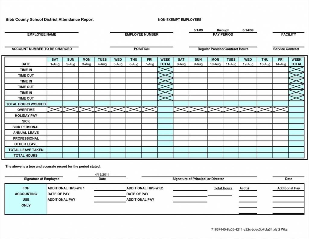 Audit Spreadsheet For Payroll Report Template Summary
