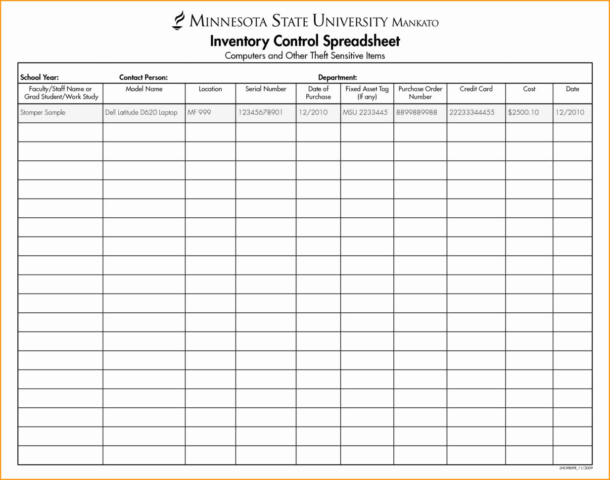 Cattle Inventory Spreadsheet Template Regarding Cattle