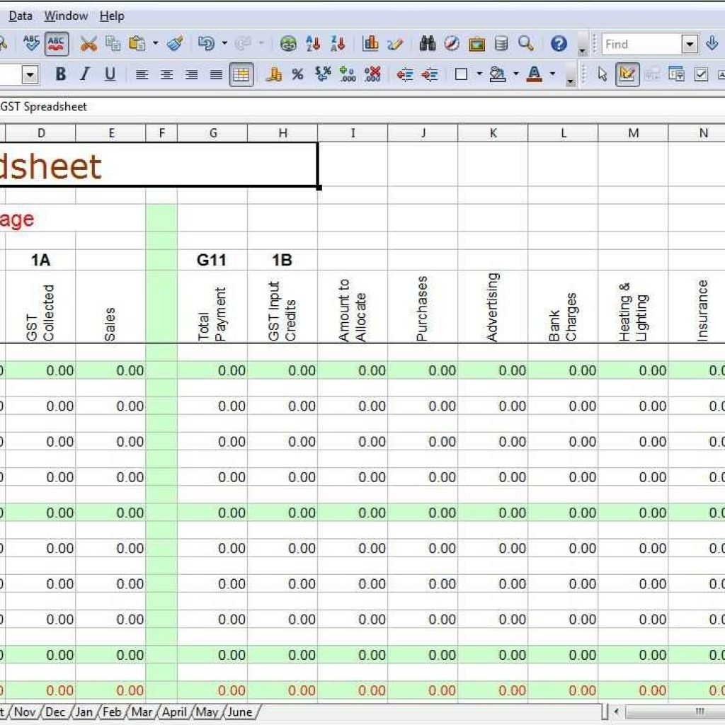 Church Offering Spreadsheet Pertaining To Church Tithe And