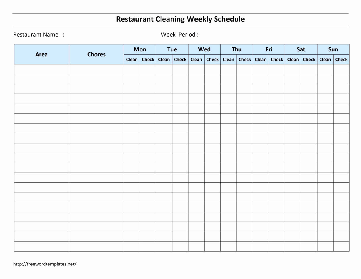 Cleaning Spreadsheet Inside Cleaning Spreadsheet